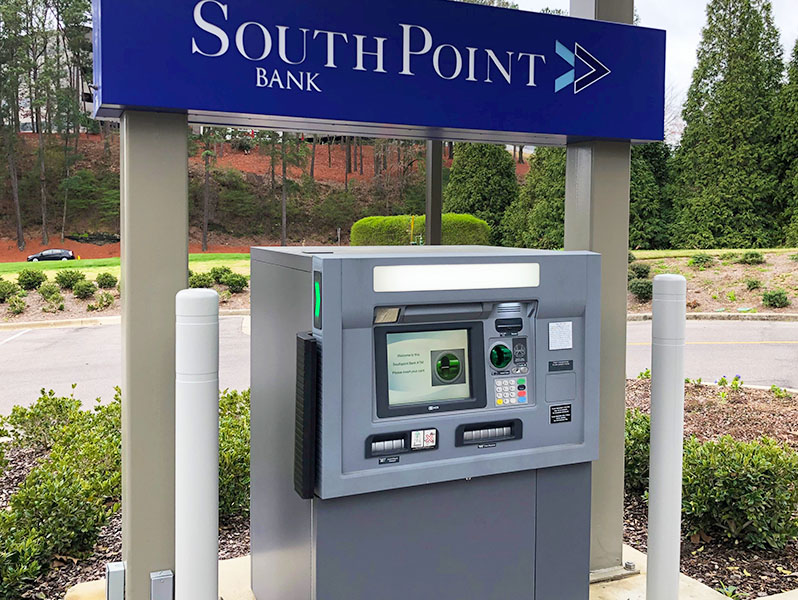 Deposit ATM located at Grandview and Gardendale